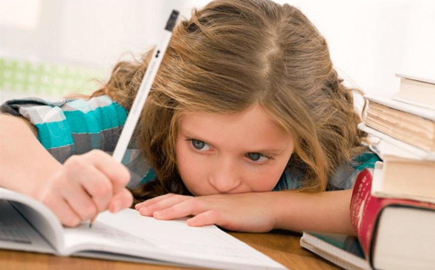 小学生が宿題をしない!