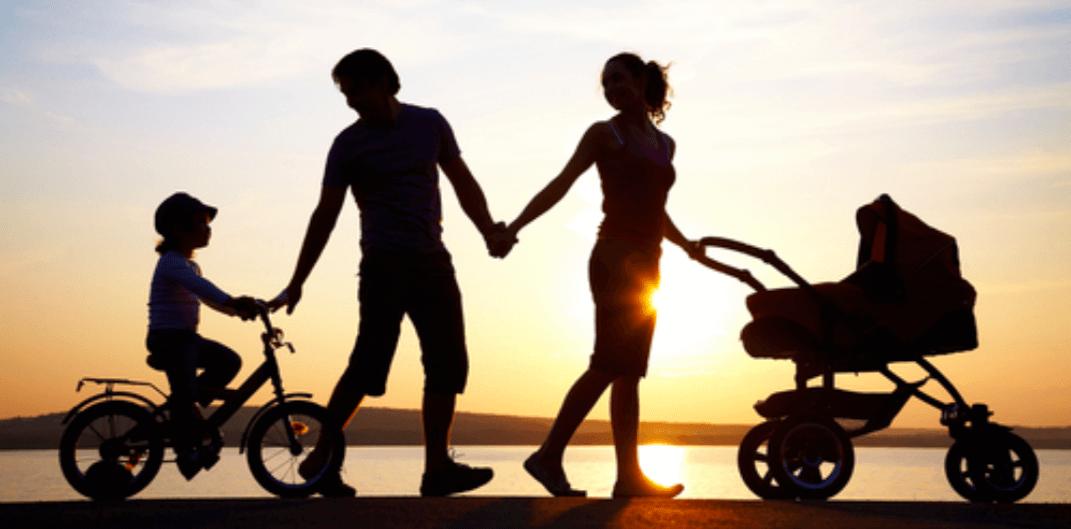 子供が尊敬できる親