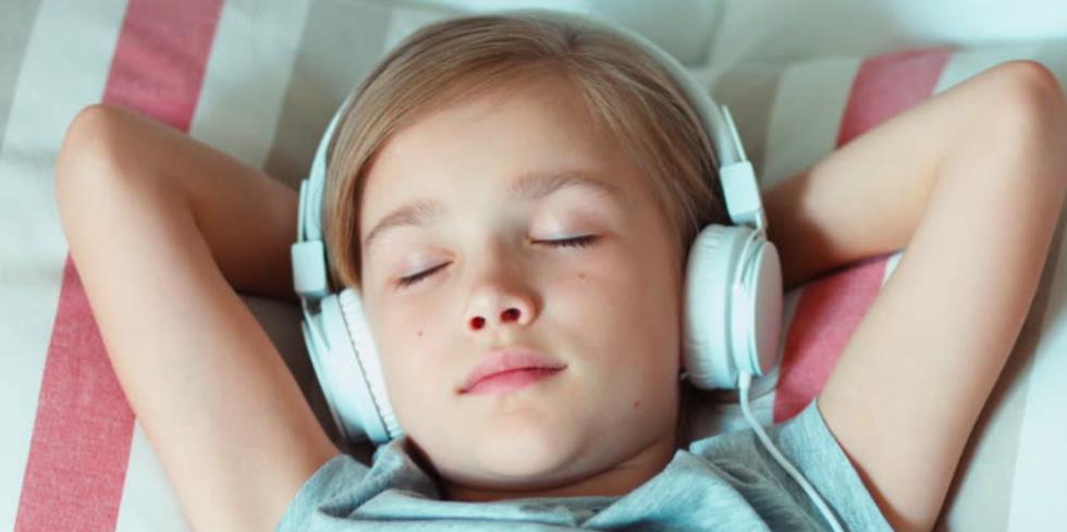 宿題を音楽を聴きながらする