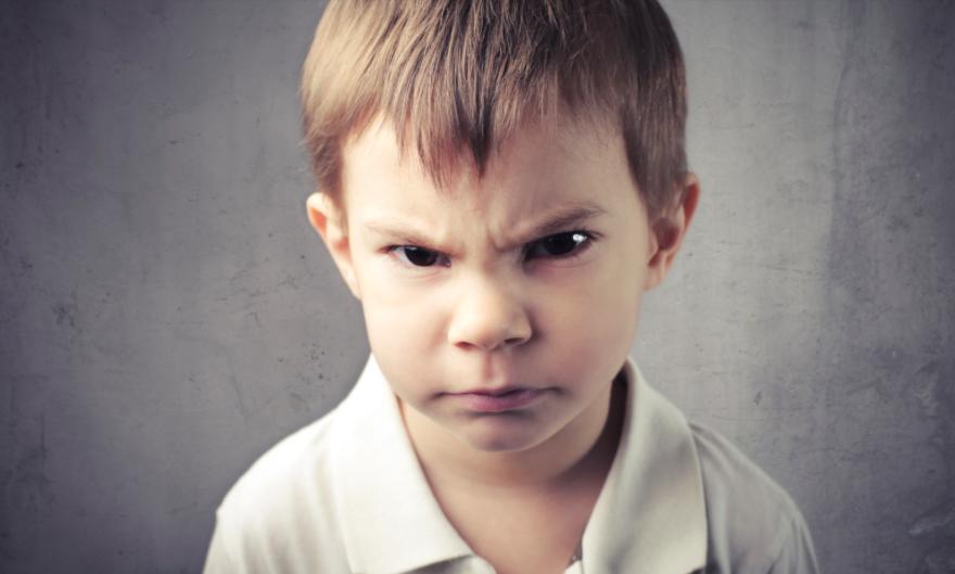 小学生や中学生の反抗期
